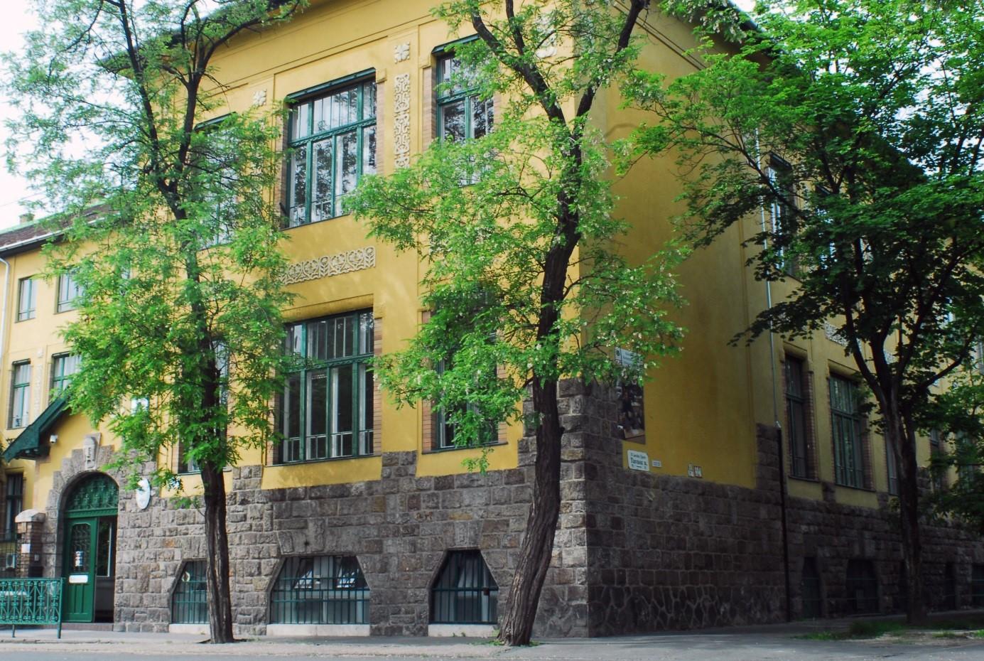 KRE- Állam- és Jogtudományi Kar főépülete