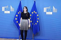 Brüsszeli tanulmányút
