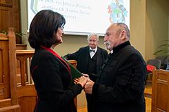 Átadták a református egyház zsinatának kitüntetéseit