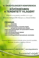 VI. Ökogyülekezeti konferencia