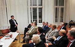 Ünnepélyes könyvbemutató Prof. Dr. Szalma József tiszteletére