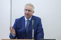 Prof. Dr. Trócsányi László, igazságügyi miniszter tartott előadást az ÁJK-n