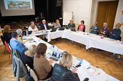 Nemzetközi Szupervíziós Találkozó és ANSE Közgyűlés