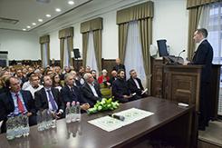 Szíriai református egyházi vezetők a Károlin
