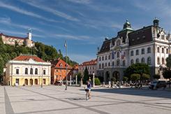 Látogatás a Ljubljana-i Egyetemen