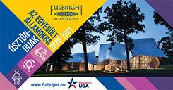 Fulbright Ösztöndíj egyetemi oktatók számára