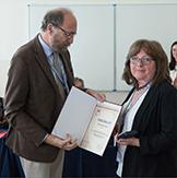 Dróth Júlia Brassai Sámuel-díjat kapott