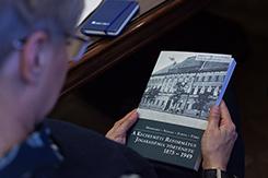 Könyvbemutató − A Kecskeméti Református Jogakadémia története