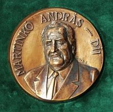 Martinkó András-díjat kapott a KRE oktatója