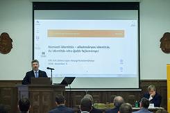 Nemzeti identitás – alkotmányos identitás konferencia-beszámoló