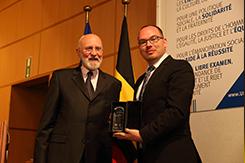 Alfred Cahen-díjat kapott Manzinger Krisztián