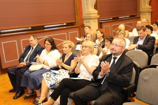 MTA Konferencia a TFK oktatóinak részvételével
