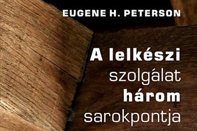 A lelkészi szolgálat három sarokpontja könyvbemutató