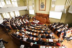 """Beszámoló """"Az új büntetőeljárási törvény egyéves tapasztalatai"""" konferenciáról"""