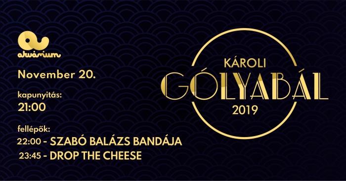 Károli Gólyabál 2019