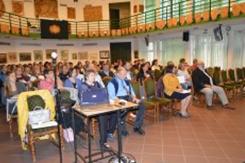 Hálózatépítő konferencia