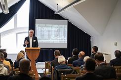 Erősíteni az egyetem református arcélét – HIT-konferencia a Károlin