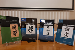 Sikeres könyvbemutató a Japanológia Tanszéken