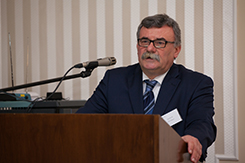 Dr. habil. Horváth Géza