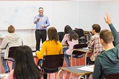 Nemzetközi mikro-tanácskozás a V4 országok tanárképző intézményeinek gyakorlati képzéséről