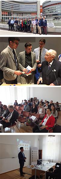 Az ÁJK Nemzeti Tehetségprogram pályázatainak eseményei