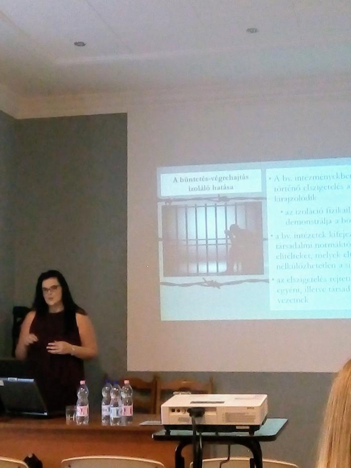 Bűnügyi Oktatók Országos Találkozója Szegeden
