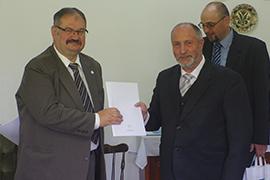 Szakmai együttműködési megállapodást kötöttek