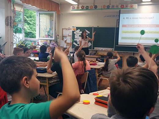 A TFK előkelő helyezést ért el a 23. Országos Anyanyelvi Tanítási Versenyen