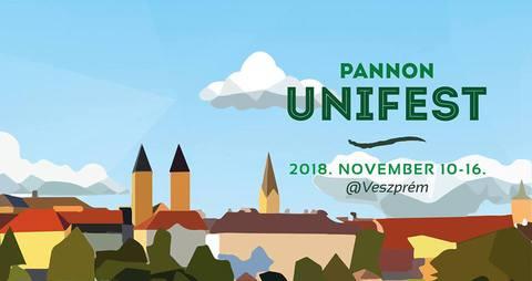 Jelentkezz a IV. Pannon UniFest-re!