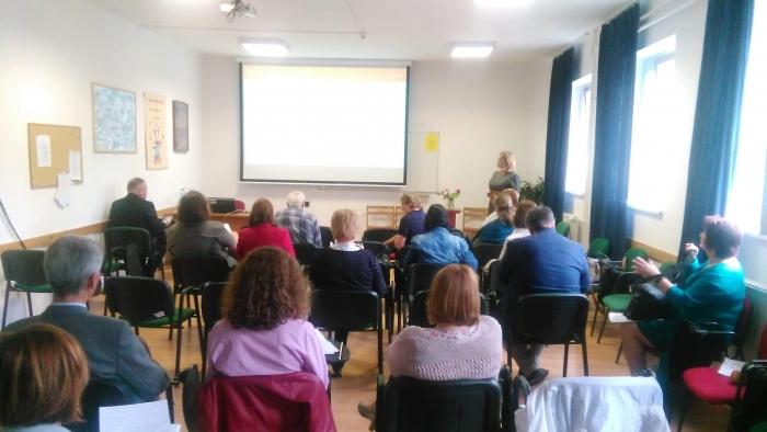 Pedagógus-Lét-Kérdések konferencia a Károli Bécsi úti épületében