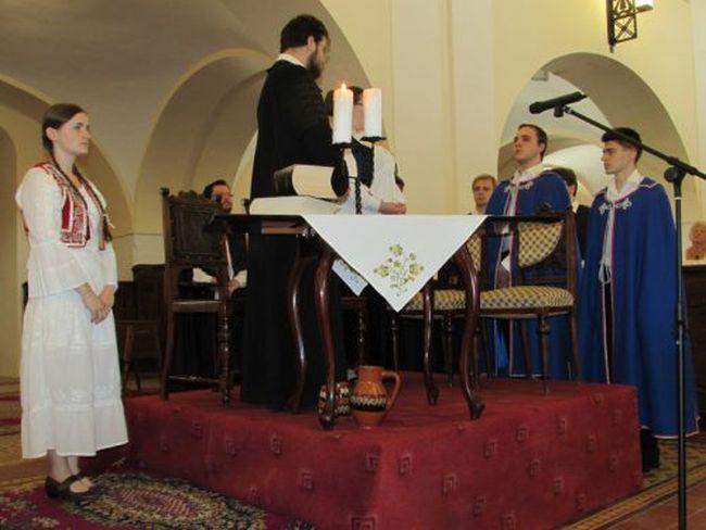 HTK-s hallgató írt színdarabot a zsoltárfordító életéről