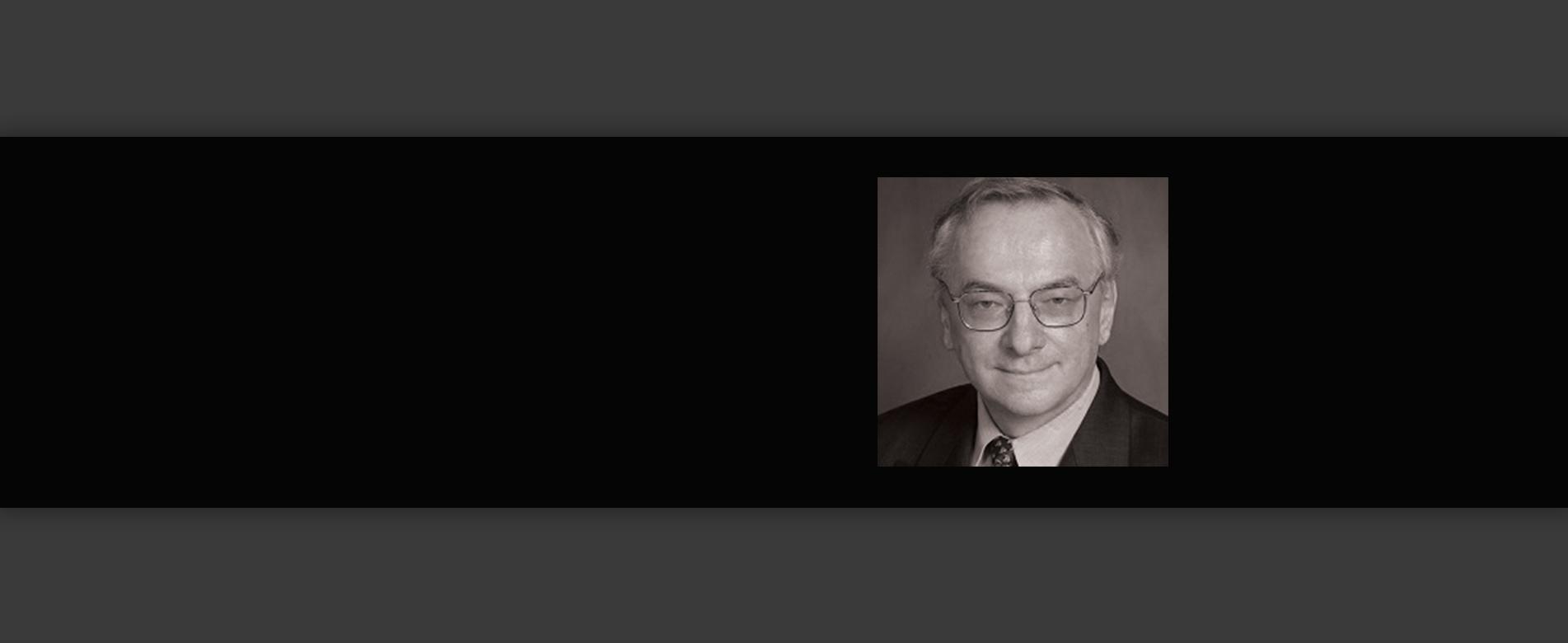 Elhunyt Prof. Dr. Gergely András, Egyetemünk professor emeritusa