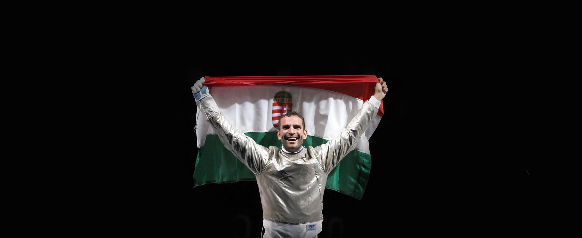 Szilágyi Áron ismét megvédte olimpiai bajnoki címét!
