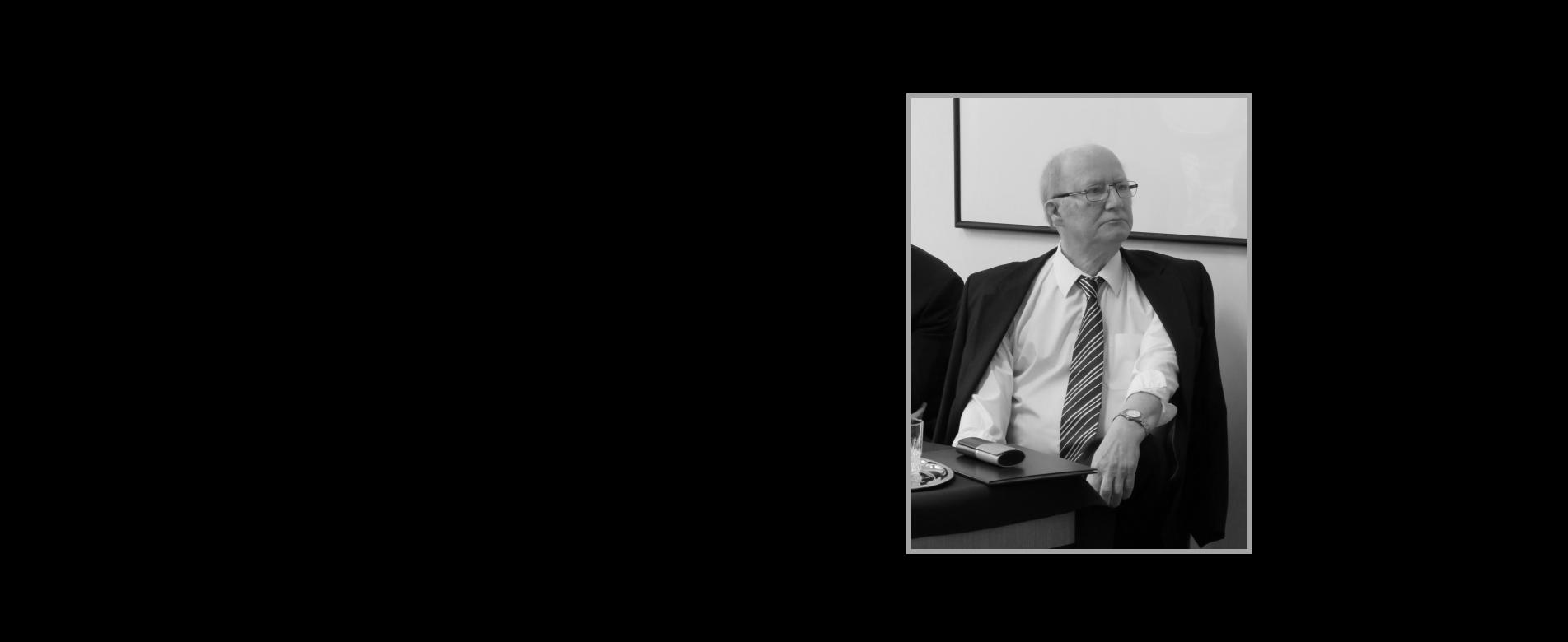 Elhunyt Dr. Tóth Károly, az ÁJK alapító dékánja